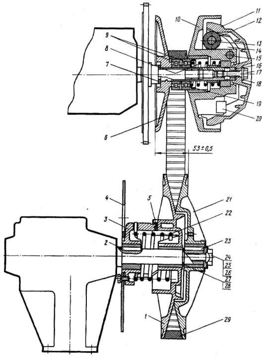 Инструкция регулировки вариатора сафари снегоход буран